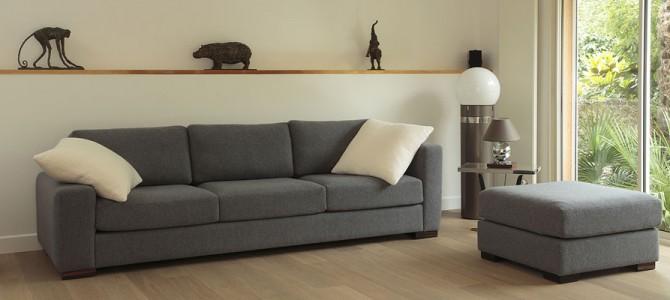 canap jos phine mobilier art d co paris agencement xavier g lineau. Black Bedroom Furniture Sets. Home Design Ideas