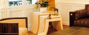 Pullout tables