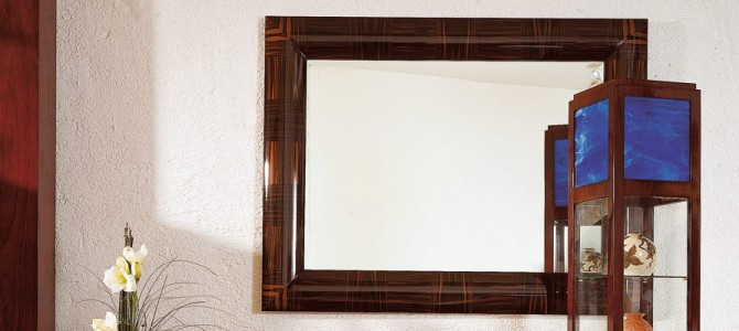 Miroir collection Negra