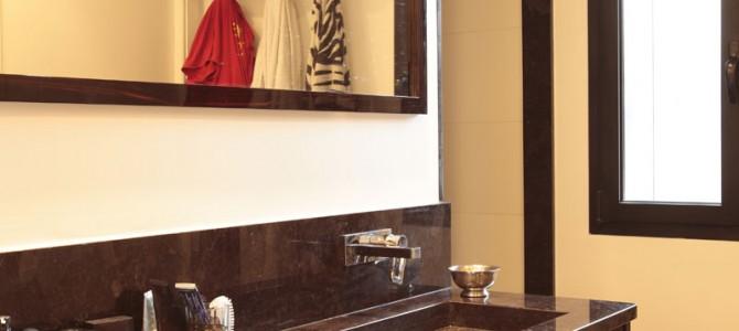 Salle de bain - Mobilier Art Déco Paris, Agencement, Xavier ...