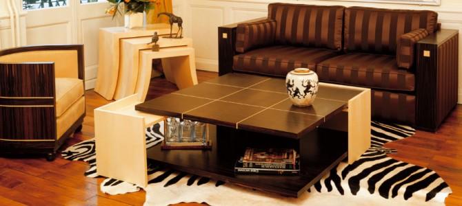 Coffee table 2002