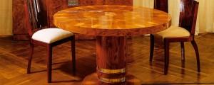 Table Lutétia
