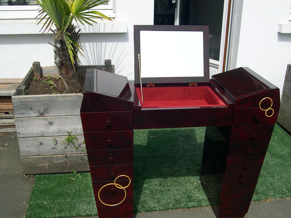 mobilier mobilier art d co paris agencement xavier g lineau. Black Bedroom Furniture Sets. Home Design Ideas