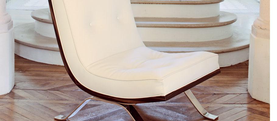 fauteuil lydie mobilier art d co paris agencement xavier g lineau. Black Bedroom Furniture Sets. Home Design Ideas