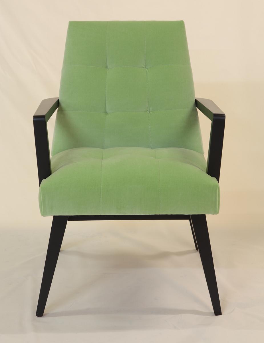 fauteuil thalia mobilier art d co paris agencement xavier g lineau. Black Bedroom Furniture Sets. Home Design Ideas