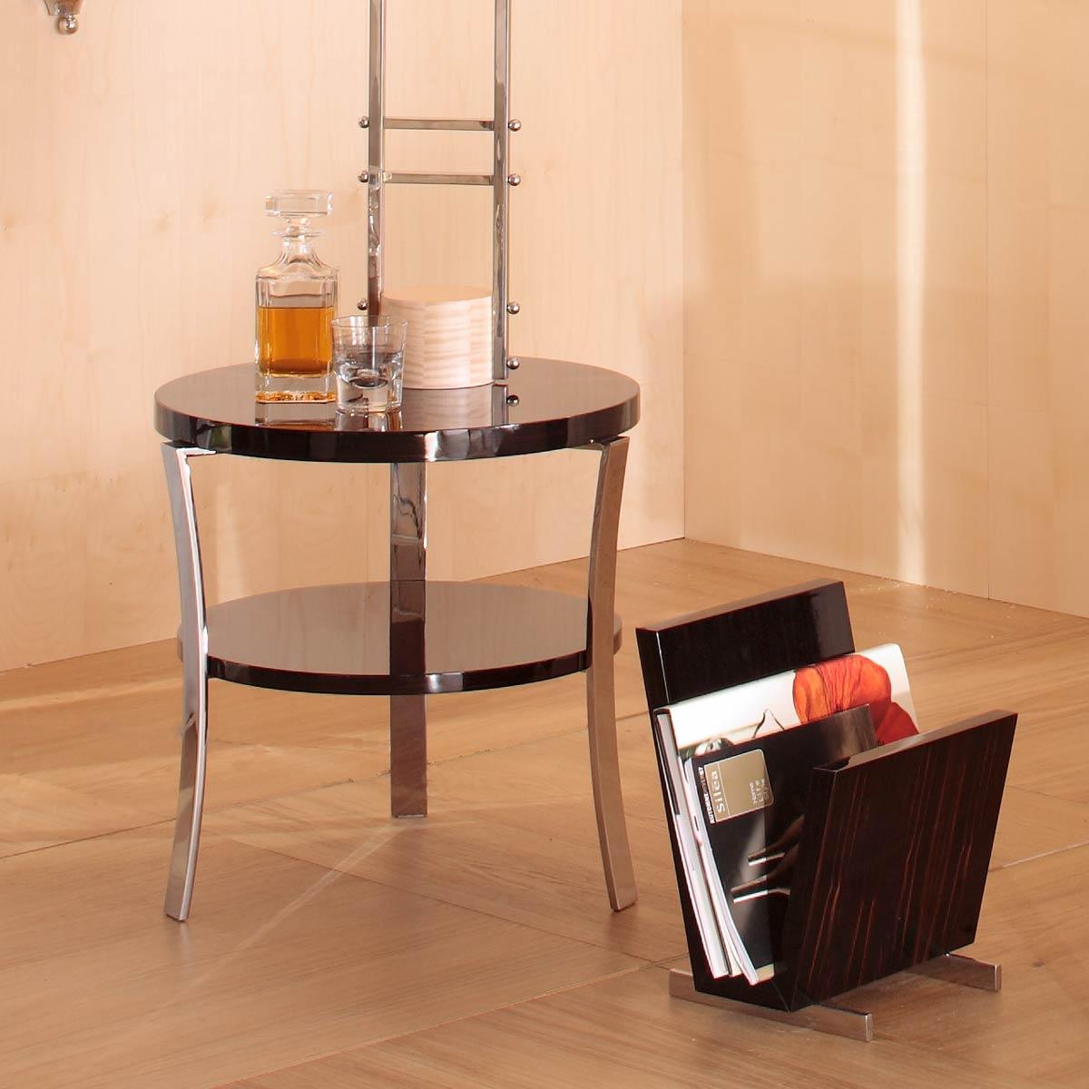 gu ridon cl ment mobilier art d co paris agencement xavier g lineau. Black Bedroom Furniture Sets. Home Design Ideas