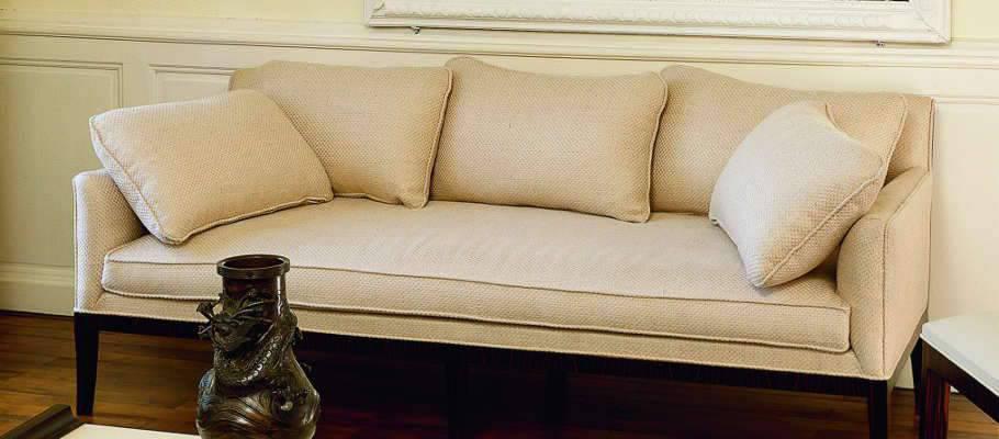canap negra mobilier art d co paris agencement xavier g lineau. Black Bedroom Furniture Sets. Home Design Ideas