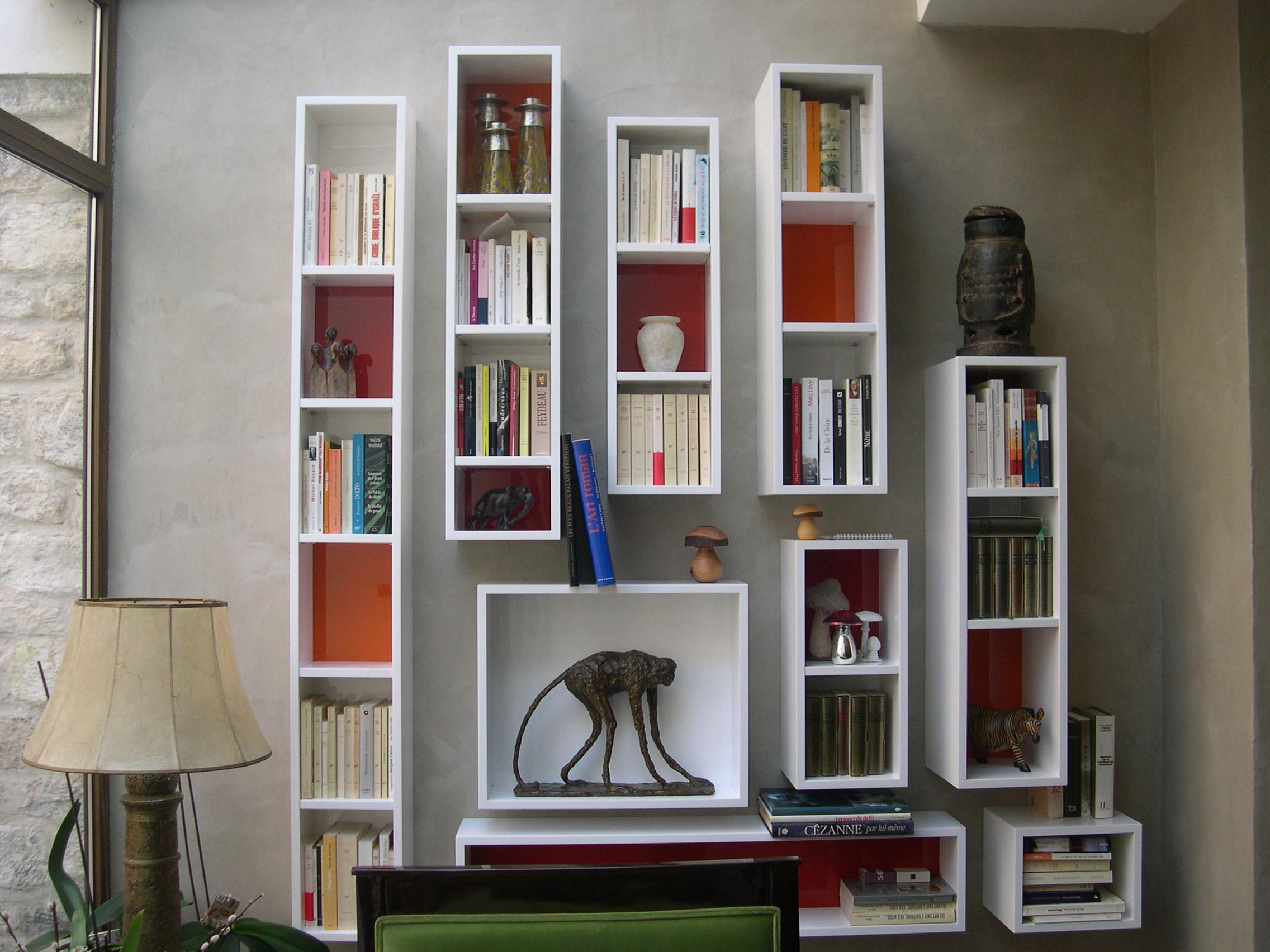 biblioth que laque mobilier art d co paris agencement xavier g lineau. Black Bedroom Furniture Sets. Home Design Ideas