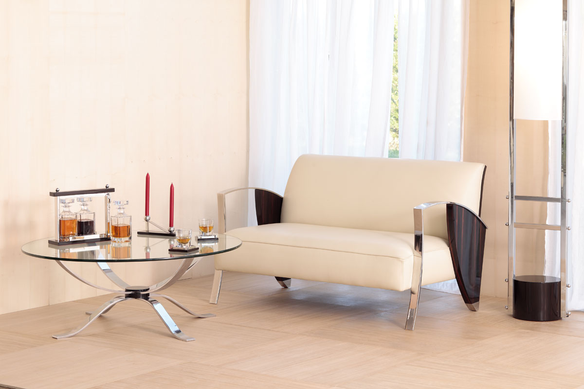 table basse sonia mobilier art d co paris agencement xavier g lineau. Black Bedroom Furniture Sets. Home Design Ideas